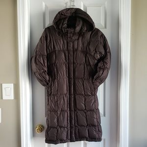 The North Face 600 fill down parka jacket coat